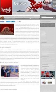 Tookets - Le Blog