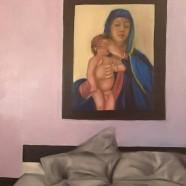 Marie, prie pour nous
