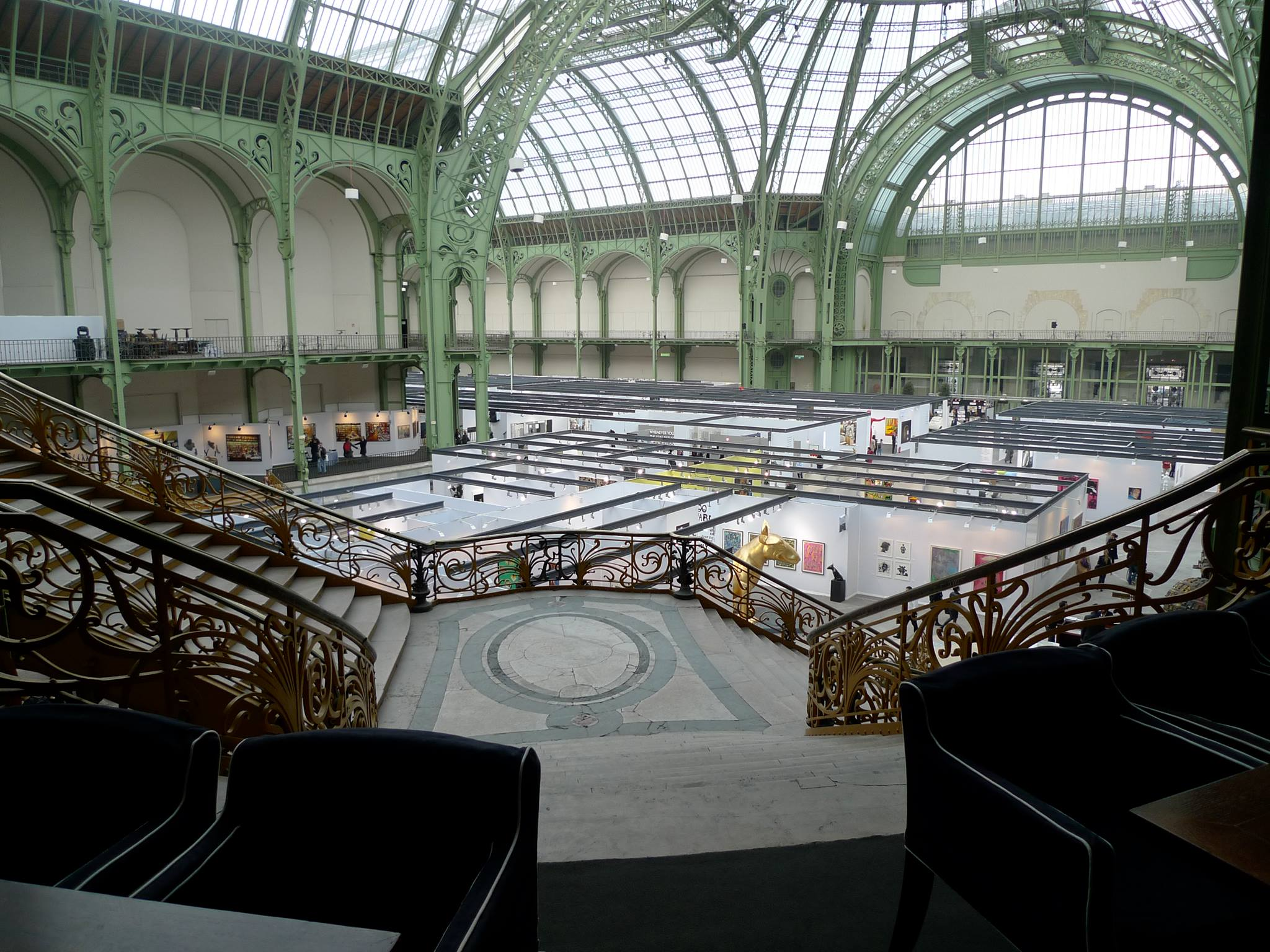 Grand Palais, photo d'Alice Nicaise
