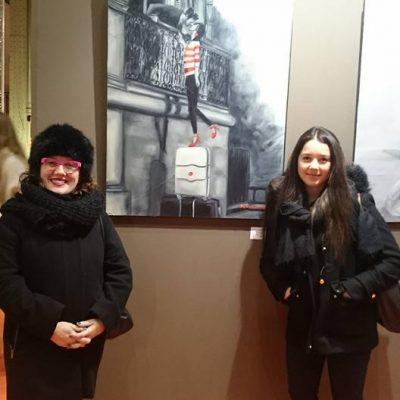 Le coup de Foudre de Giulietta au Musée du Grand Palais