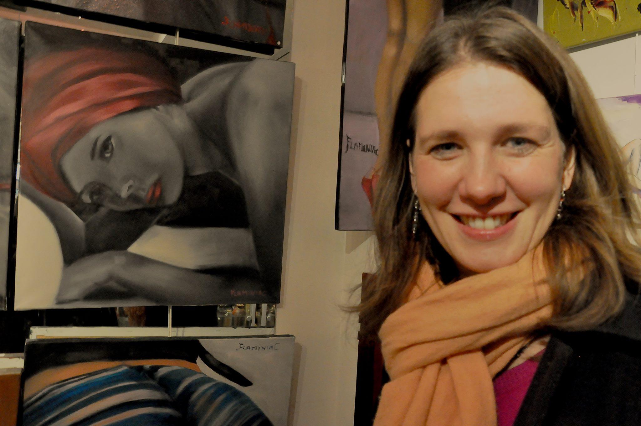 vernissage Galerie Artitude 28/11/15