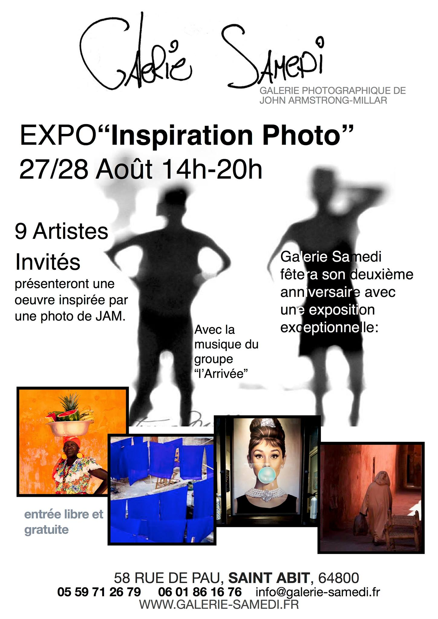 exposition inspiration John Amstrong