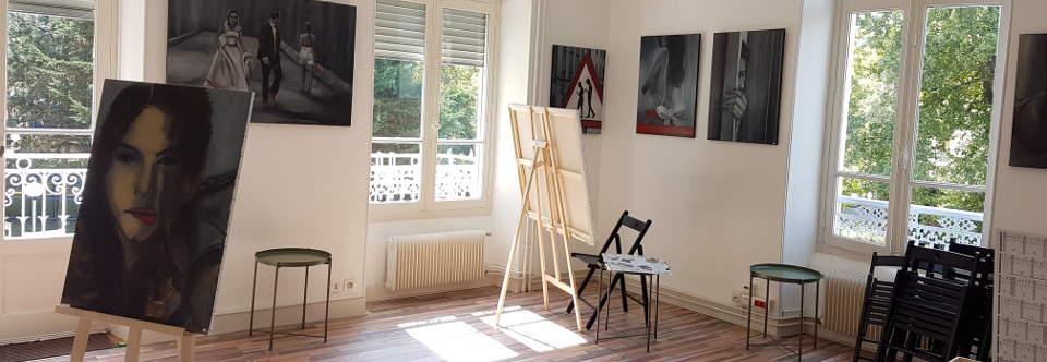 atelier slow art