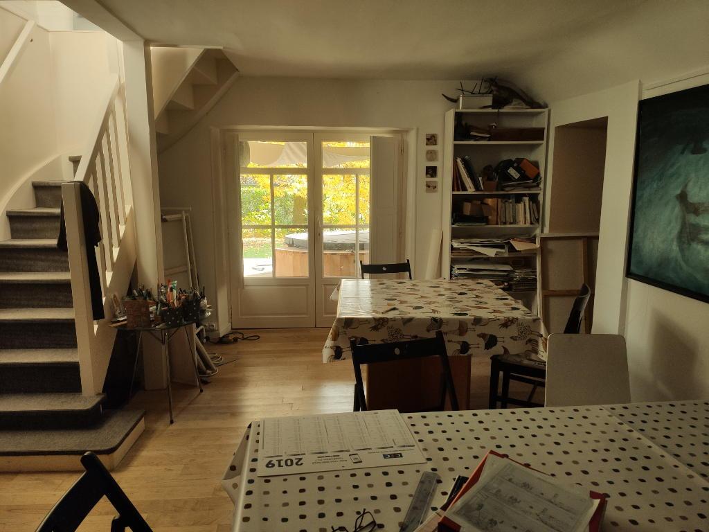 Atelier Slow Aart Villa la Roseraie - detail studio